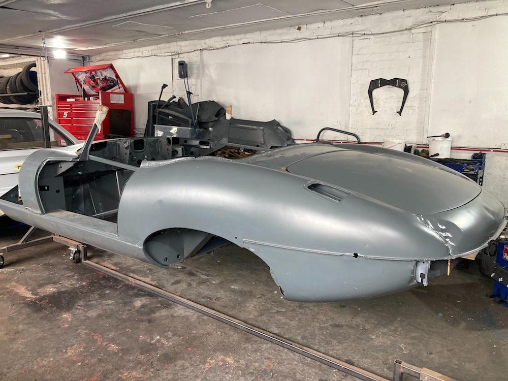 classic car restoration Wirral